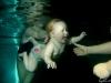 Babysim på Hydrotrim i Eskilstuna